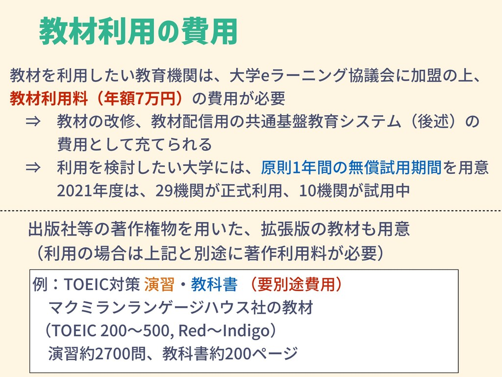 ./f<Kg< 例:TOEIC対策 演習・教科書 (要別途費⽤) マクミランランゲージハウス...