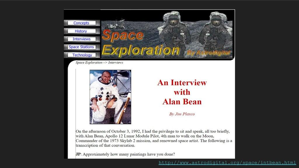 http://www.astrodigital.org/space/intbean.html