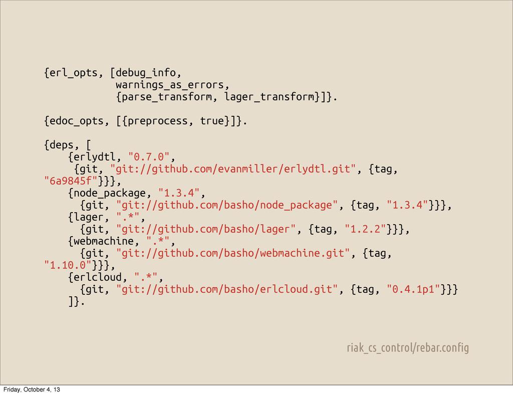 {erl_opts, [debug_info, warnings_as_errors, {pa...
