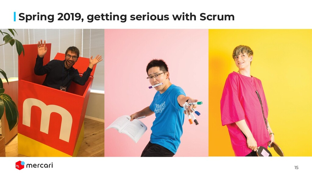 15 Spring 2019, getting serious with Scrum