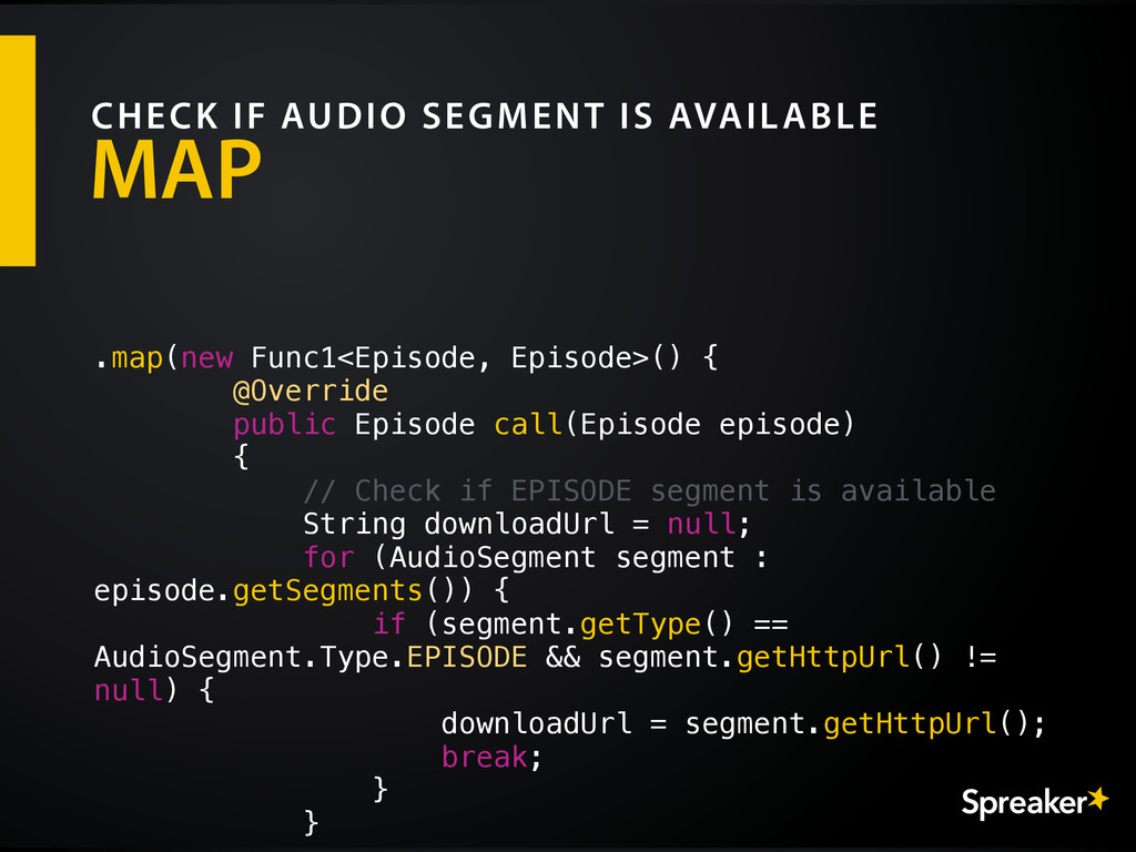 MAP CHECK IF AUDIO SEGMENT IS AVAILABLE .map(ne...