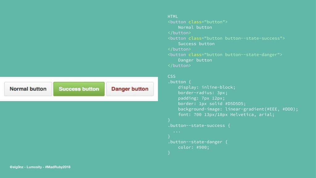 "HTML <button class=""button""> Normal button </bu..."