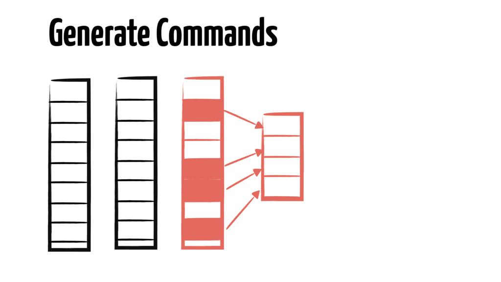 Generate Commands
