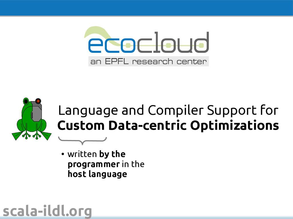 scala-ildl.org ● written by the programmer in t...