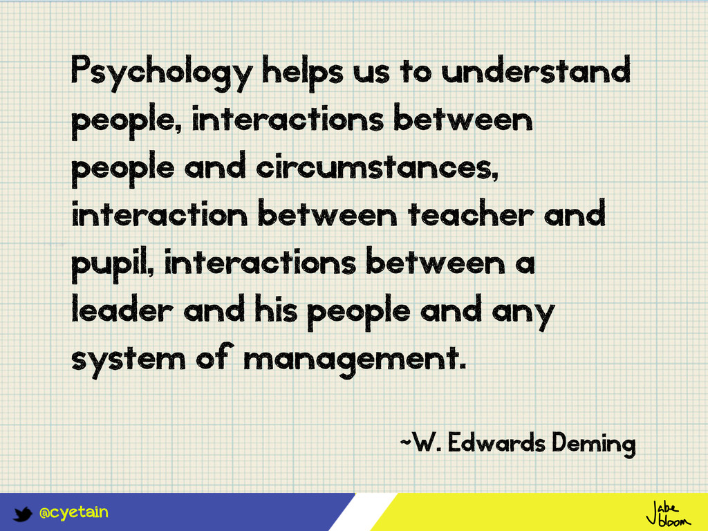@cyetain Psychology helps us to understand peop...