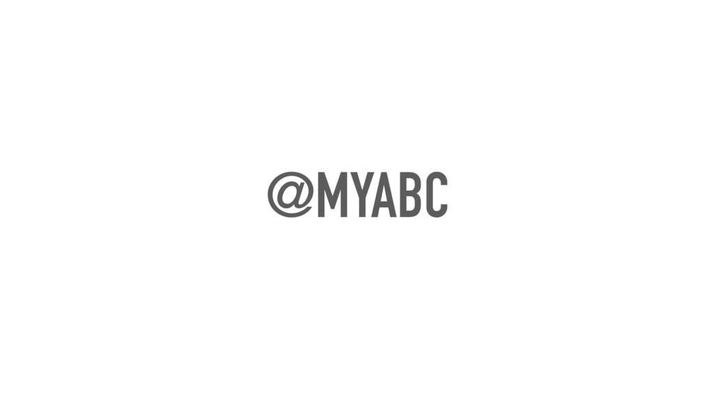 @MYABC