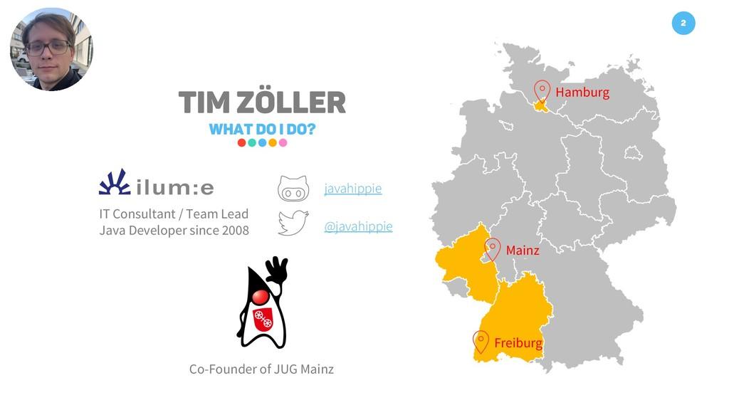 Tim Zöller what do I do? 2 Mainz Freiburg Hambu...