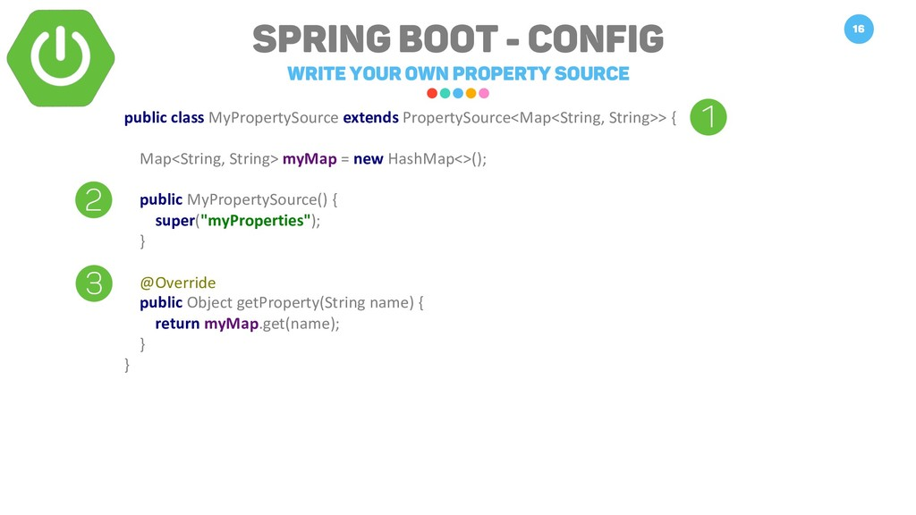 Spring Boot - Config Write your own property so...