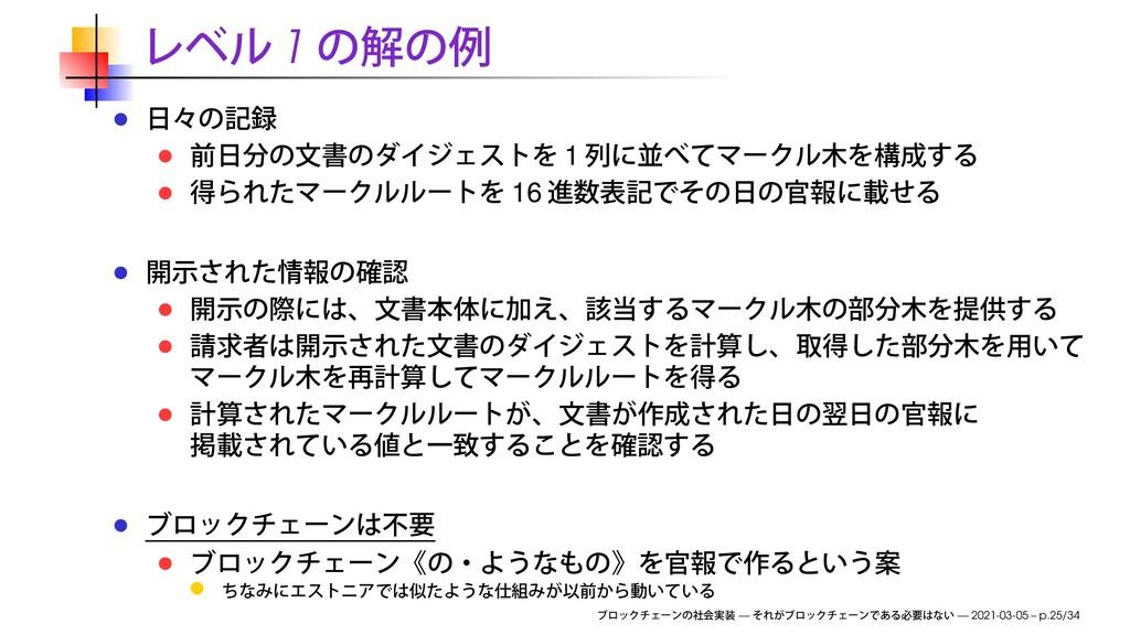 1 1 16 — — 2021-03-05 – p.25/34