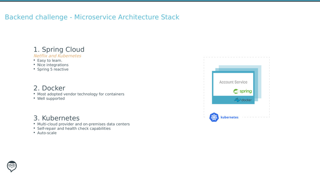 1. Spring Cloud Netflix and Kubernetes • Easy t...