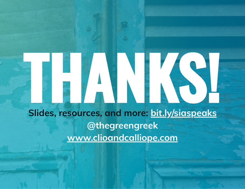 Slides, resources, and more: bit.ly/siaspeaks @...