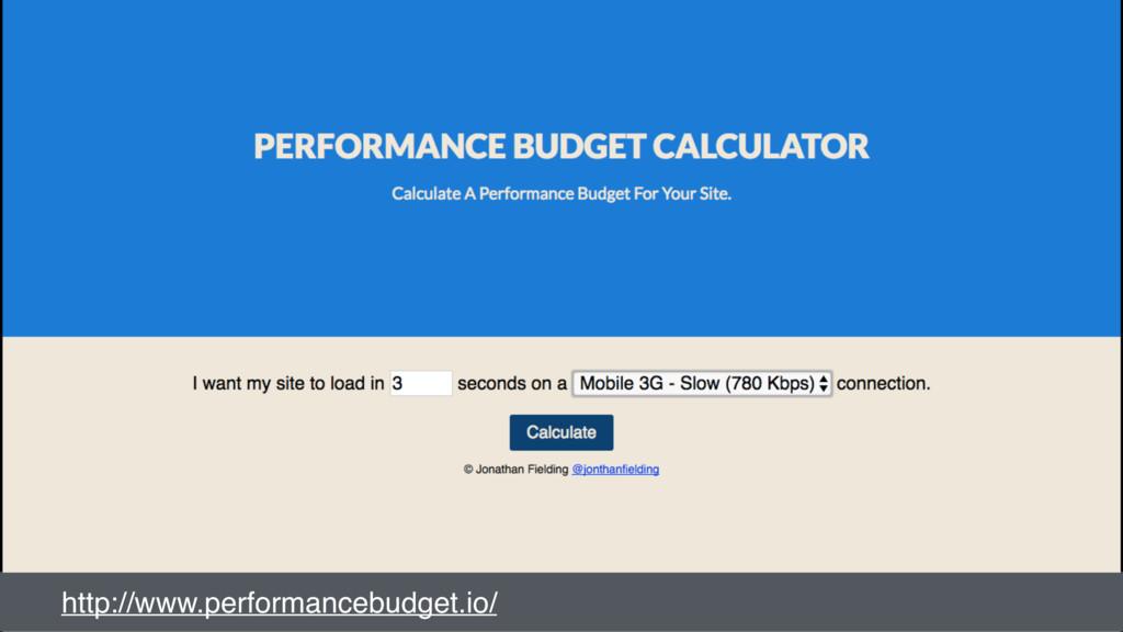 http://www.performancebudget.io/