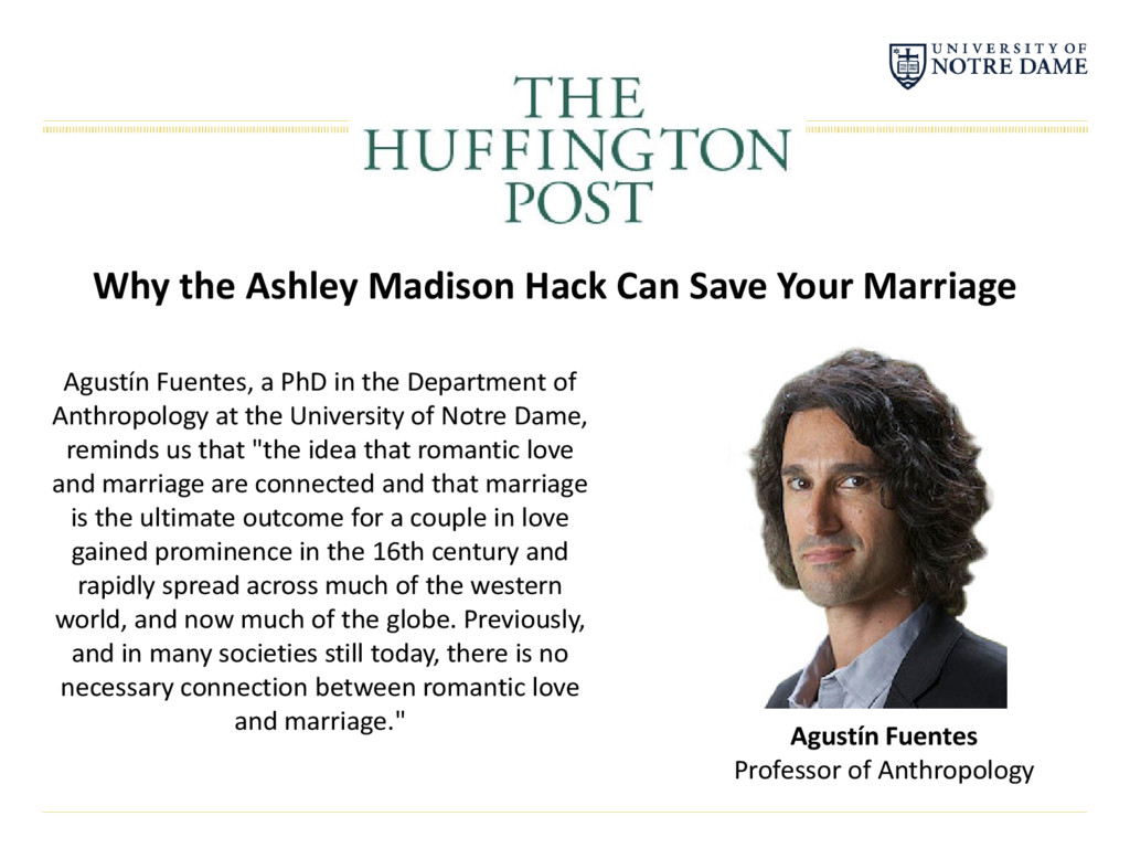Why the Ashley Madison Hack Can Save Your Marri...