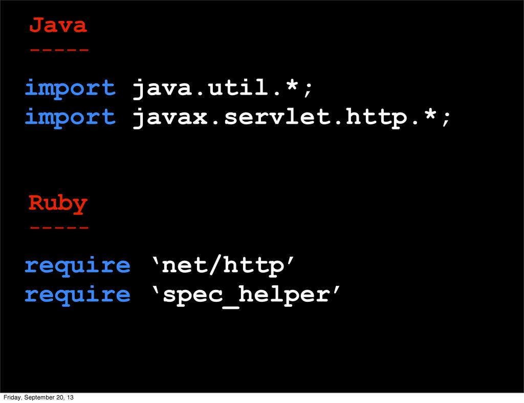 Java ----- import java.util.*; import javax.ser...