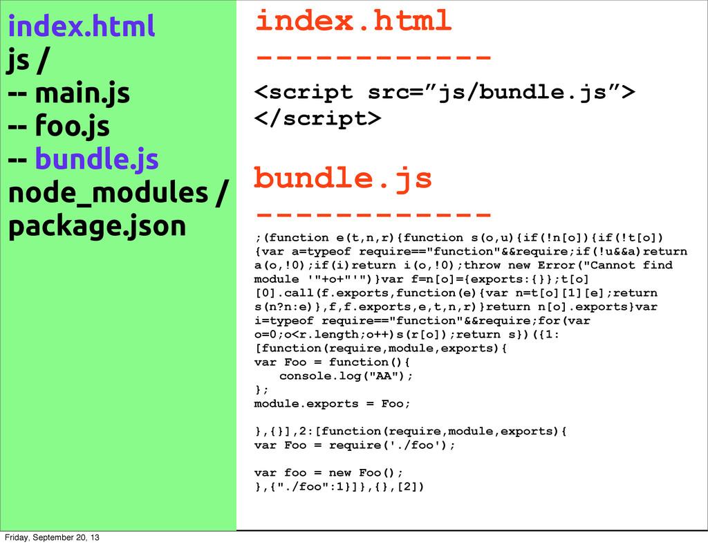 index.html ------------ index.html js / -- main...