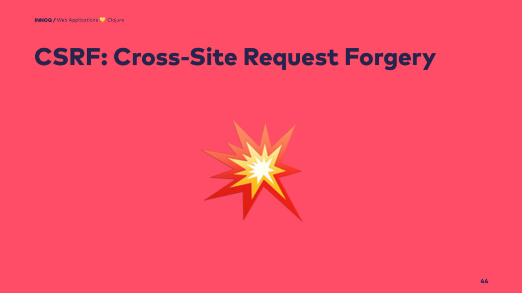 44 CSRF: Cross-Site Request Forgery Web Applica...