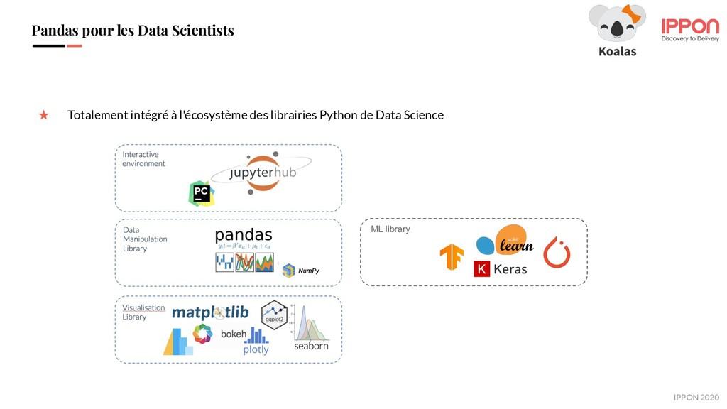 IPPON 2019 Pandas pour les Data Scientists ML l...
