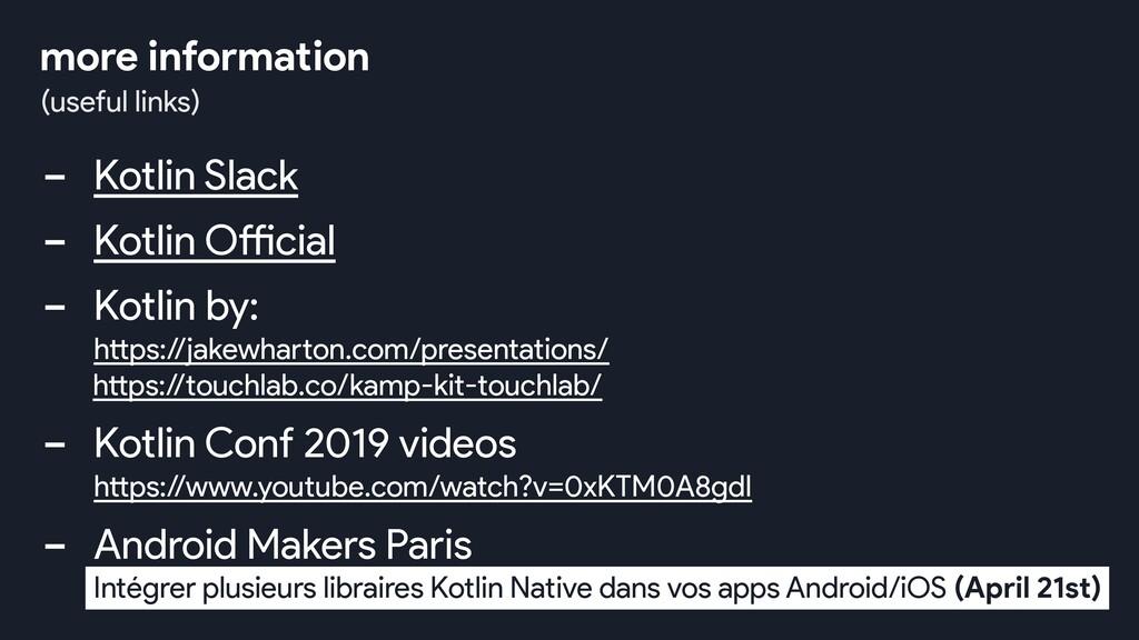 - Kotlin Slack - Kotlin Official - Kotlin by: h...