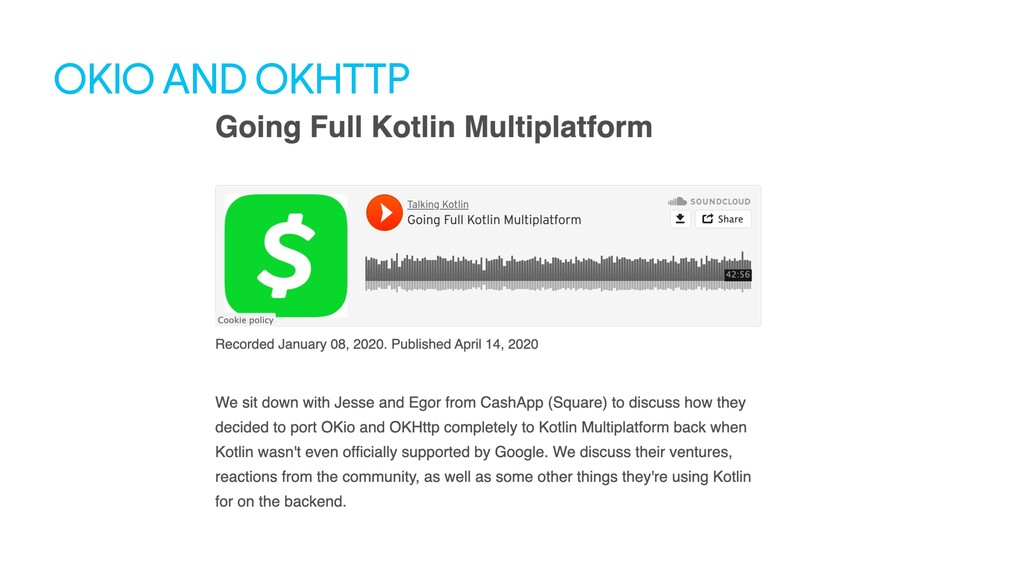 OKIO AND OKHTTP