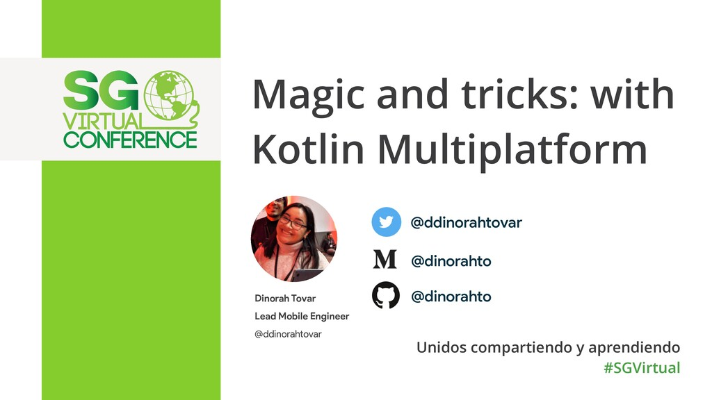 Magic and tricks: with Kotlin Multiplatform Uni...