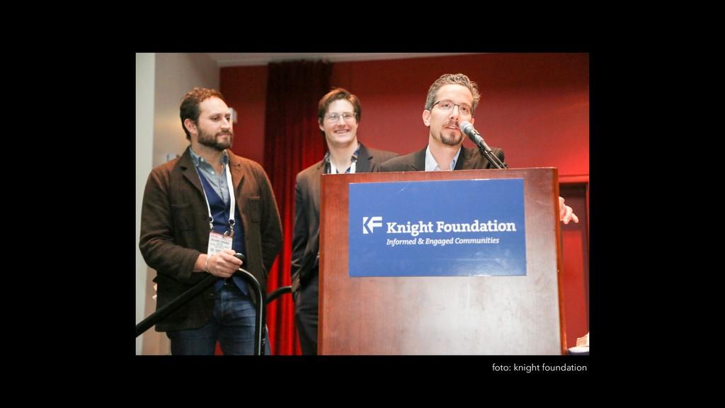 foto: knight foundation