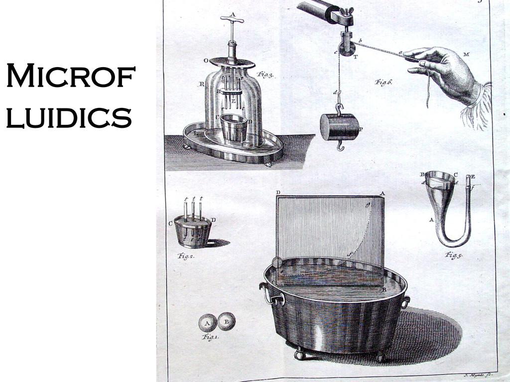 Microf luidics