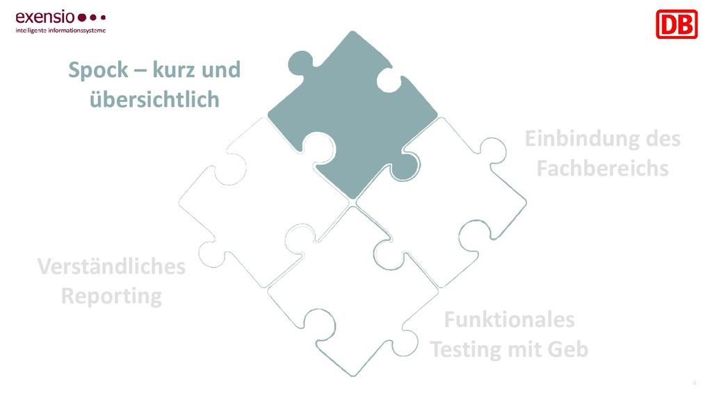 4 Funktionales Testing mit Geb Einbindung des F...