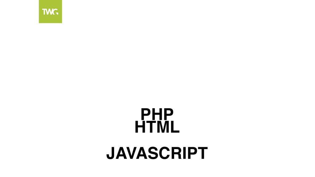 HTML JAVASCRIPT PHP