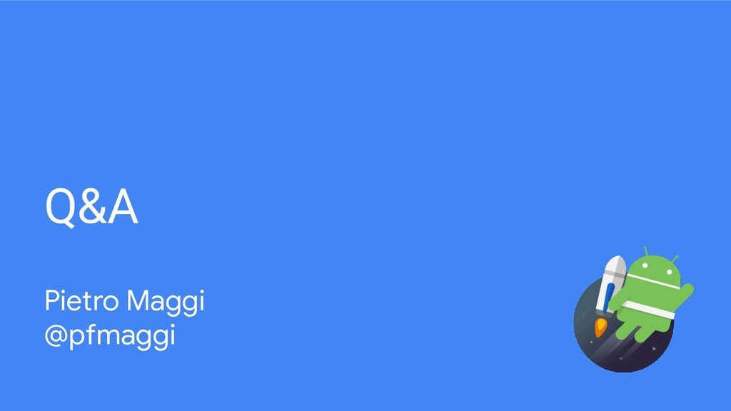 Q&A Pietro Maggi @pfmaggi