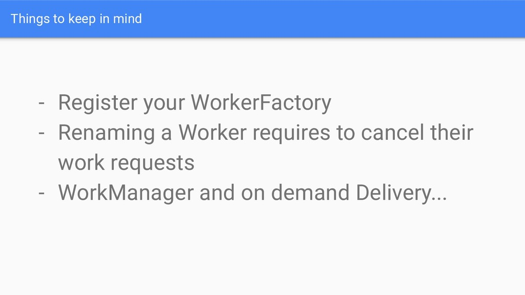 Things to keep in mind - Register your WorkerFa...
