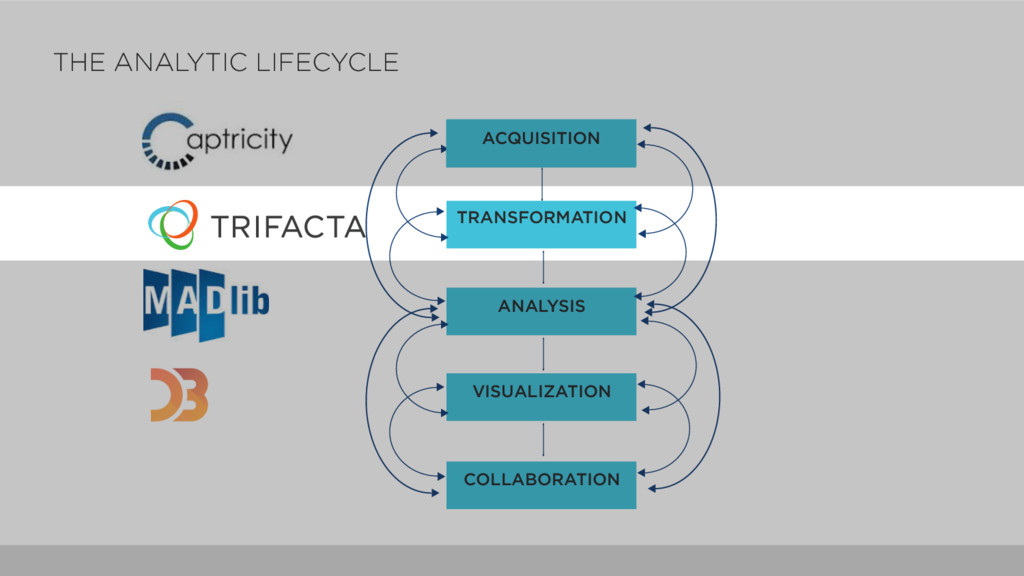THE ANALYTIC LIFECYCLE ACQUISITION TRANSFORMATI...