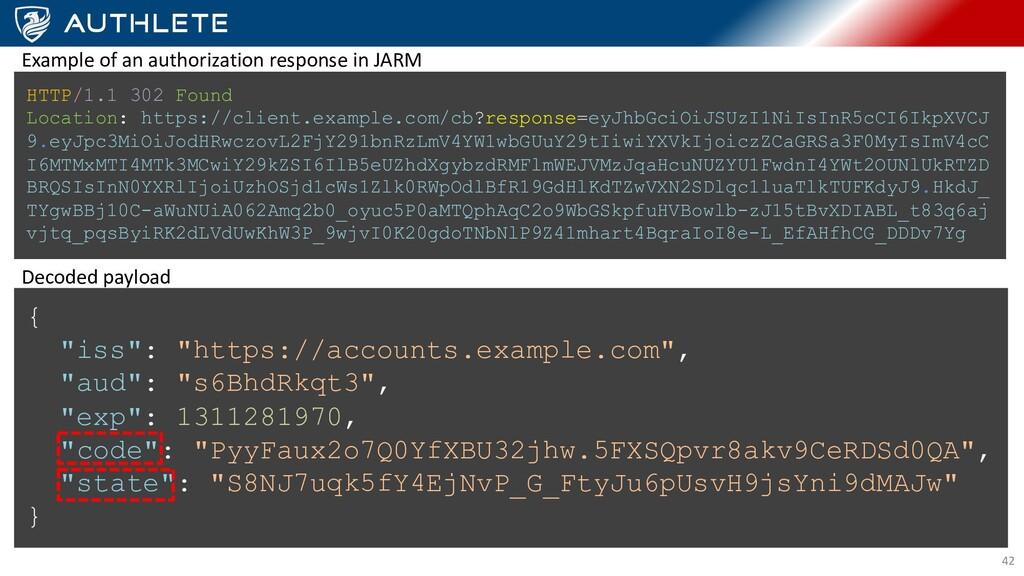 42 HTTP/1.1 302 Found Location: https://client....