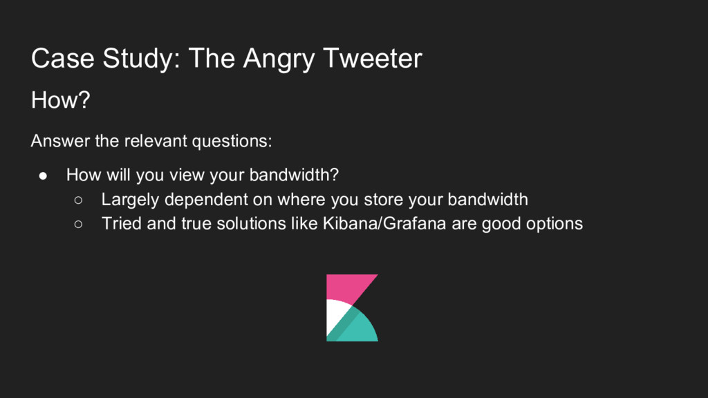 Case Study: The Angry Tweeter How? Answer the r...