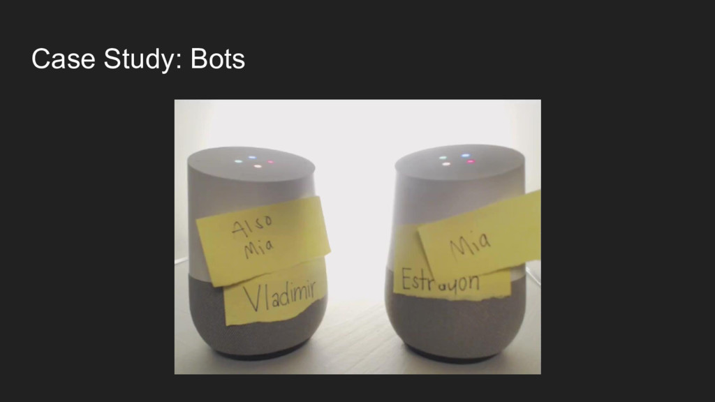 Case Study: Bots