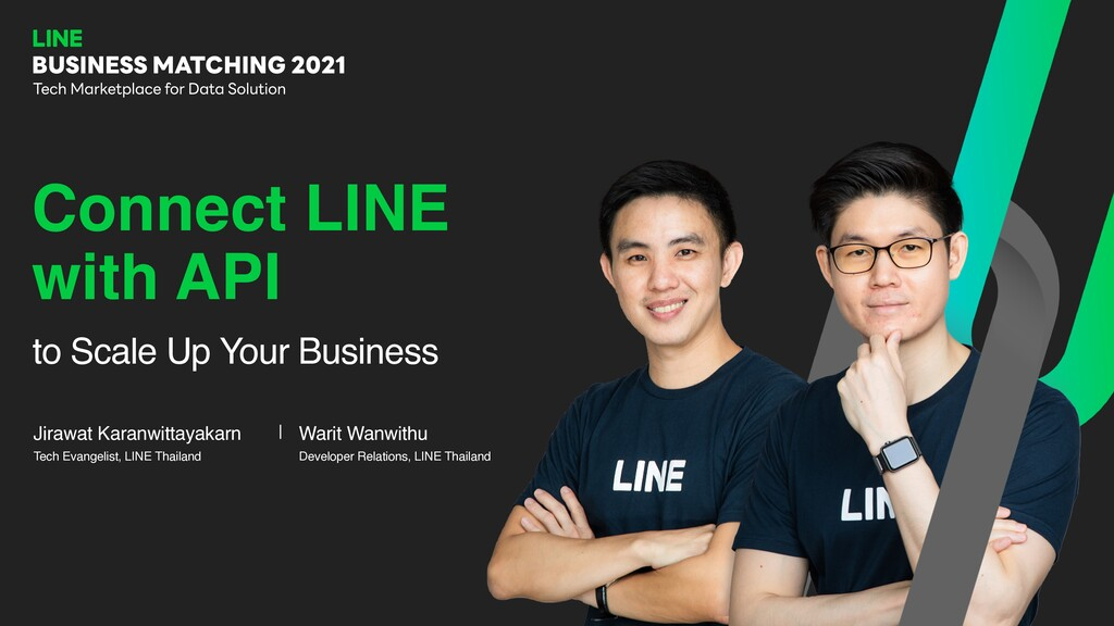 Connect LIN E  with API to Scale Up Your Busine...
