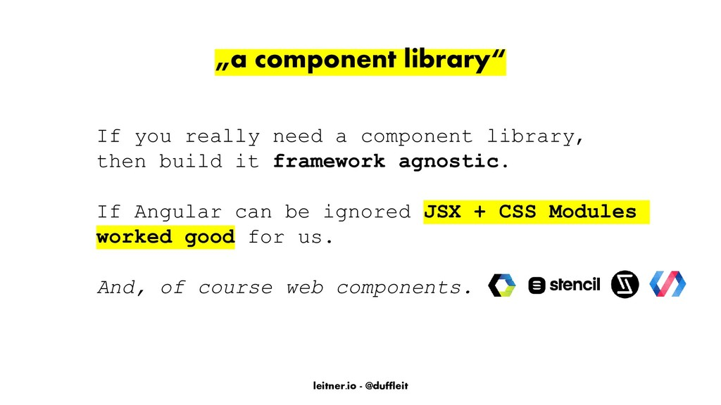 "leitner.io - @duffleit ""a component library"" If..."