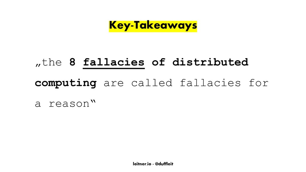 "leitner.io - @duffleit Key-Takeaways ""the 8 fal..."