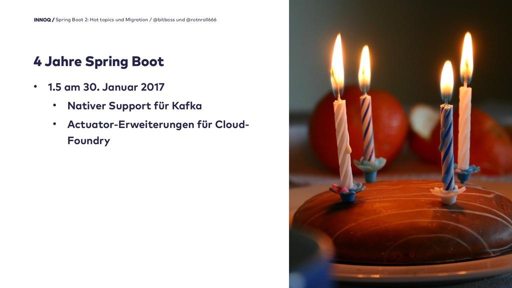 5 Spring Boot 2: Hot topics und Migration / @bi...