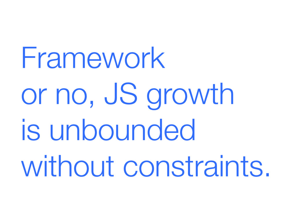 Framework 