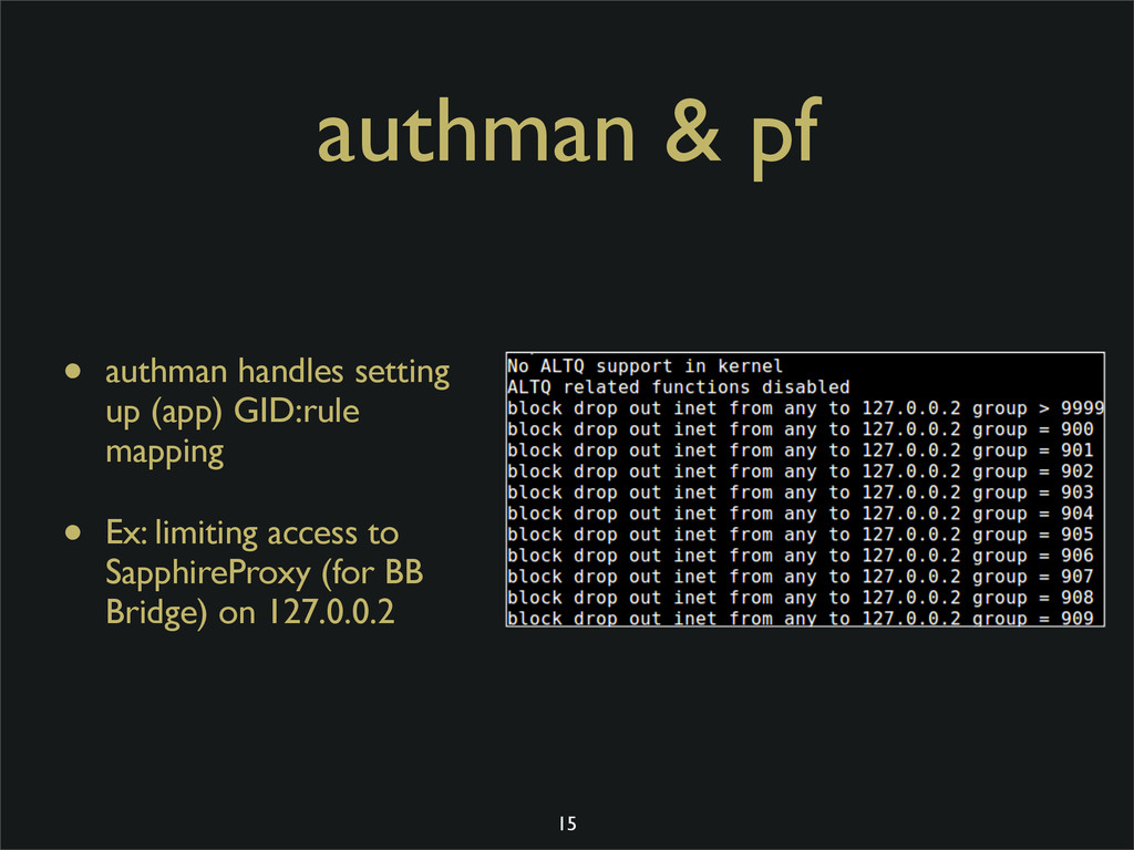 authman & pf • authman handles setting up (app)...