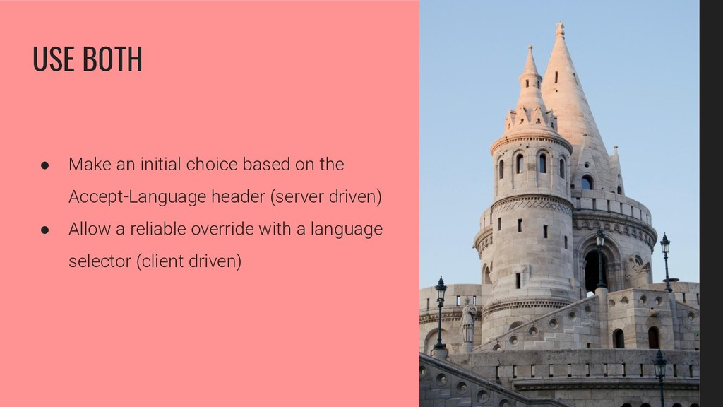 ● Make an initial choice based on the Accept-La...