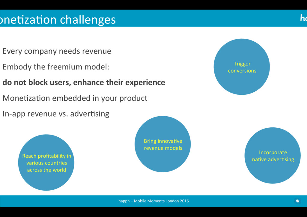 one+za+on challenges  Every company ...