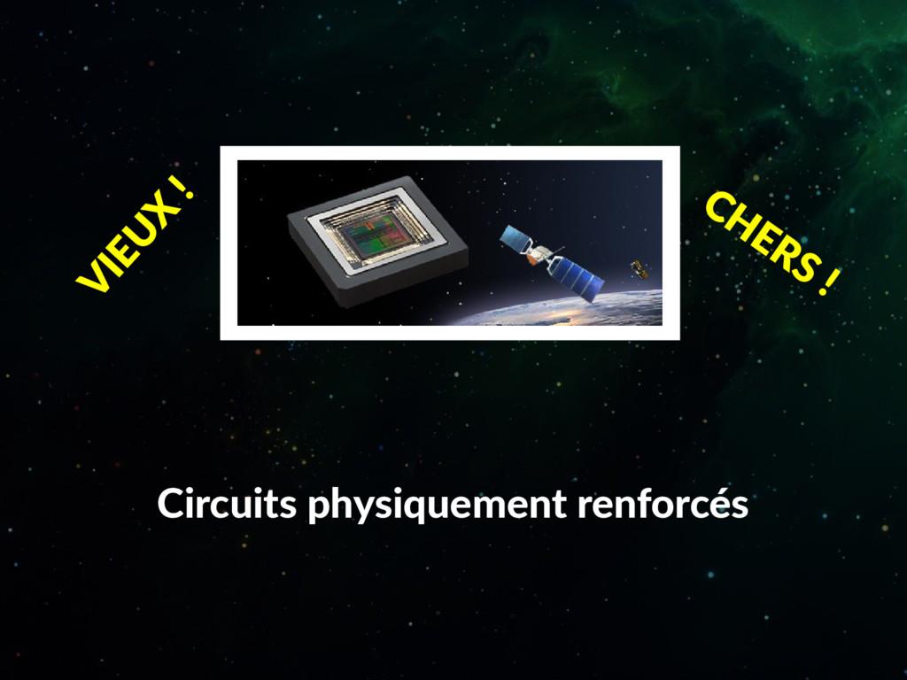 Circuits physiquement renforcés CHERS ! VIEU X !