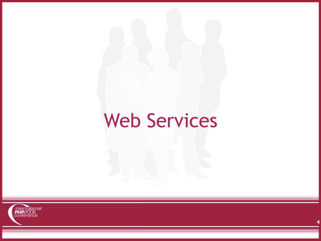 Web Services 4