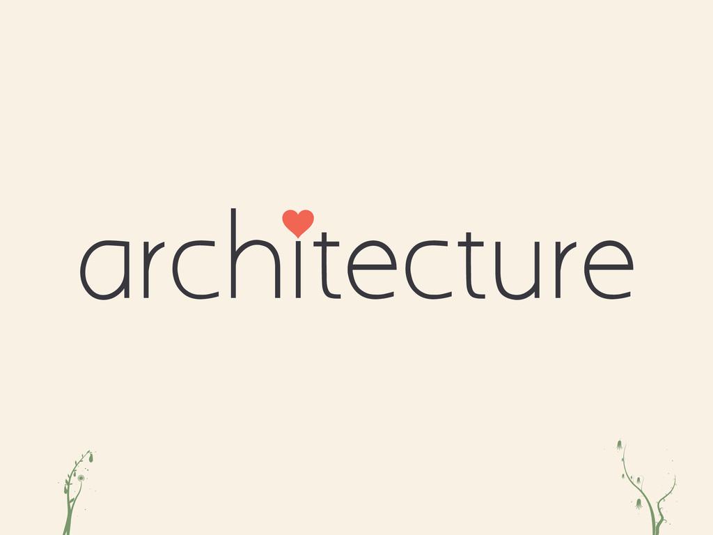 architecture jd qr