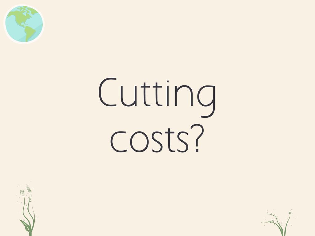 Cutting costs? eit dfp
