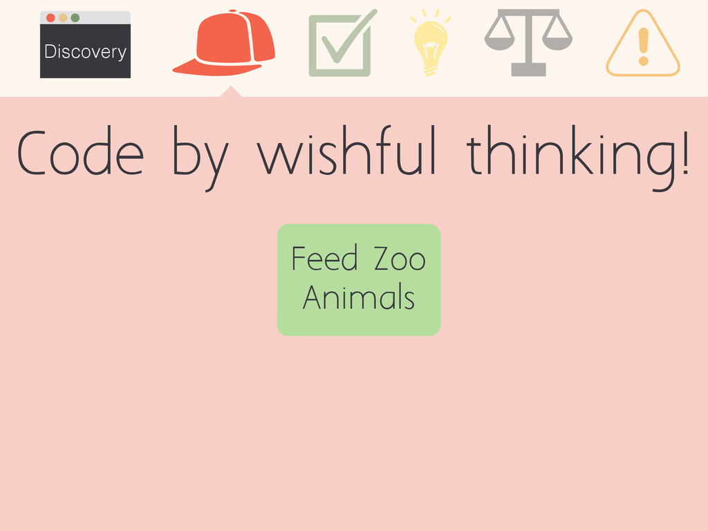 Discovery Feed Zoo Animals Code by wishful thin...