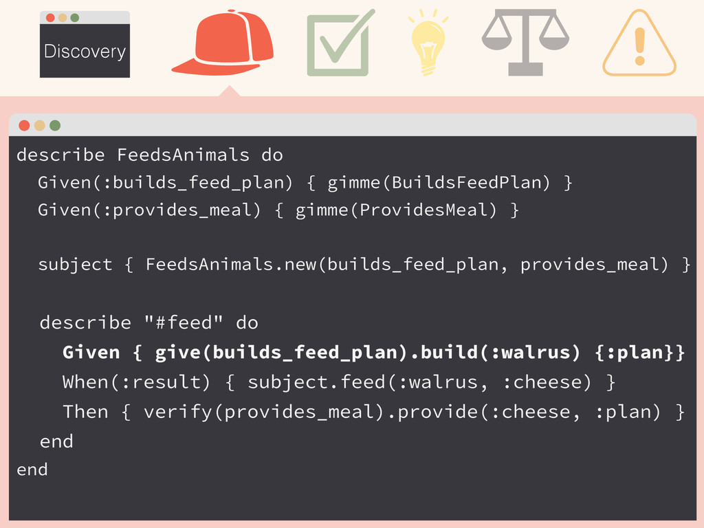 Discovery describe FeedsAnimals do Given(:build...