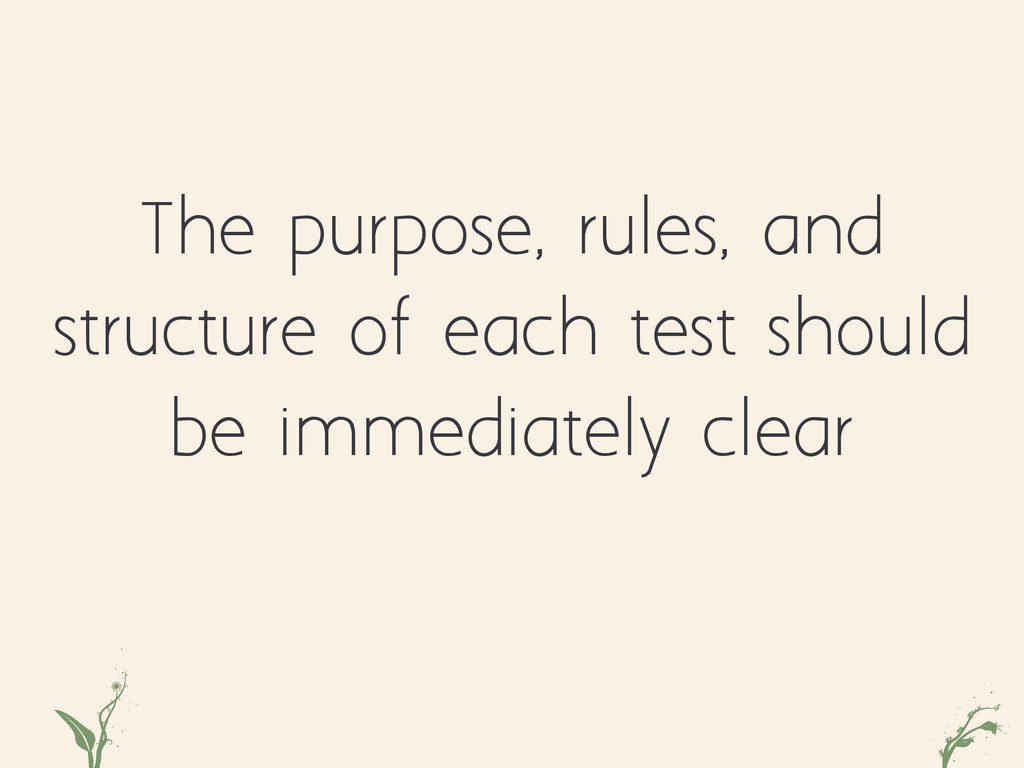 drt byby The purpose, rules, and structure of e...