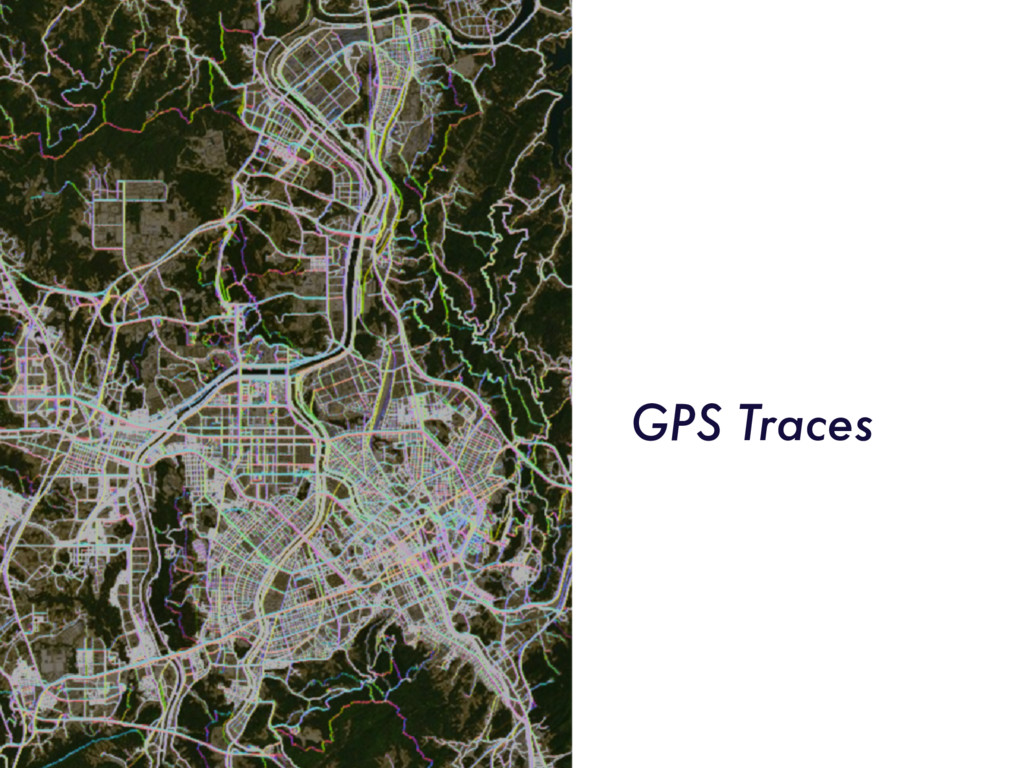 GPS Traces